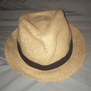 Trendy Fedora hat